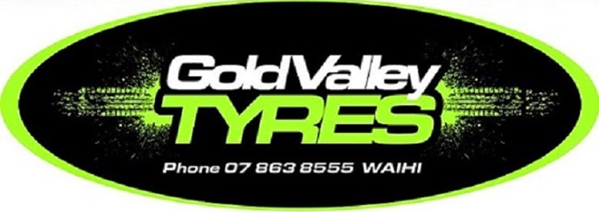 Gold Valley Tyres Logo