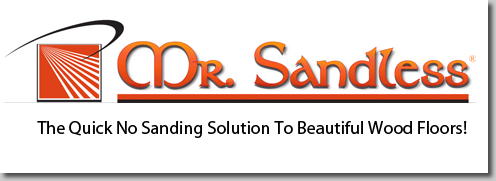 Mr Sandless logo